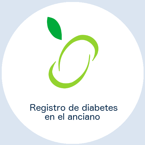 Registro de diabetes en el anciano
